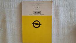 Sam naprawiam Opel Kadet