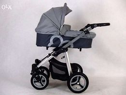 Wózek 3w1 Baby Design Lupo + dodatki!