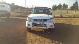 2002 Nissan Hardbody Now Stripping for Spares