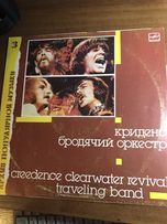 """Продам пластинку Creedence Clearwater Revival """"Traveling Band"""""""