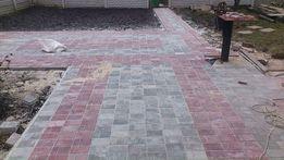 Еврозаборы тротуарная плитка