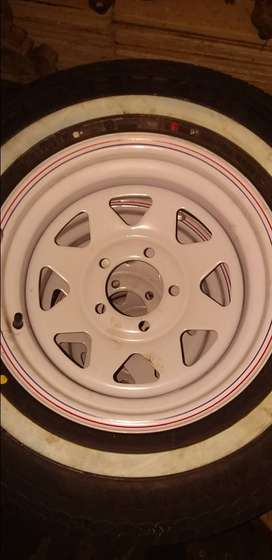 Rims set of 4 for sale R1200 size 15
