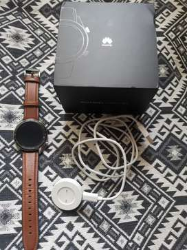 Huawei Watch GT, used for 2 months, excellent condition