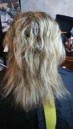 Лечение выпрямления волос кератином