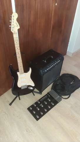 Squier Affinity Electric guitar combo