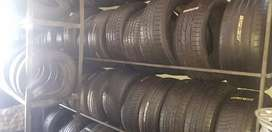 Selling all sizes of Tyres