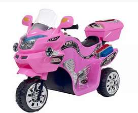 Pink ride for girls