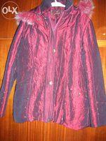 куртка на дівчинку тепла, зимова, фірмова - H and BO, р 42-44/L