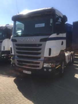 Scania R410 Excl. VAT