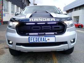 Pre-Owned 2020 Ford Ranger 2.0 TDCi XLT Double Cab Automatic