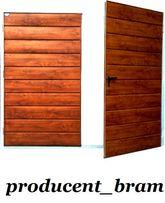Brama dwuskrzydłowa BRAMY dwuskrzydłowe BRAMA GARAŻOWA na wymiar DRZWI