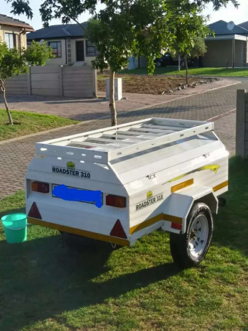 Luggage Trailer for hire 0