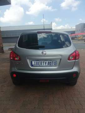 Cash only 2010 Nissan Quashqai Liberty Auto
