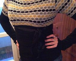 Гольф-реглан-блуза-свитер-кофта Элегантный и практичный