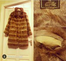 Шуба норкова American fur awards(NAFA)