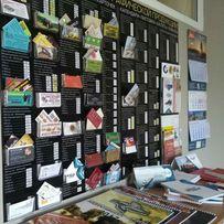Печать, изготовление на заказ визиток, бланков, квартальных календарей