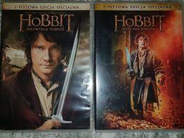HOBBIT Edycja Specjalna - 2 Filmy DVD