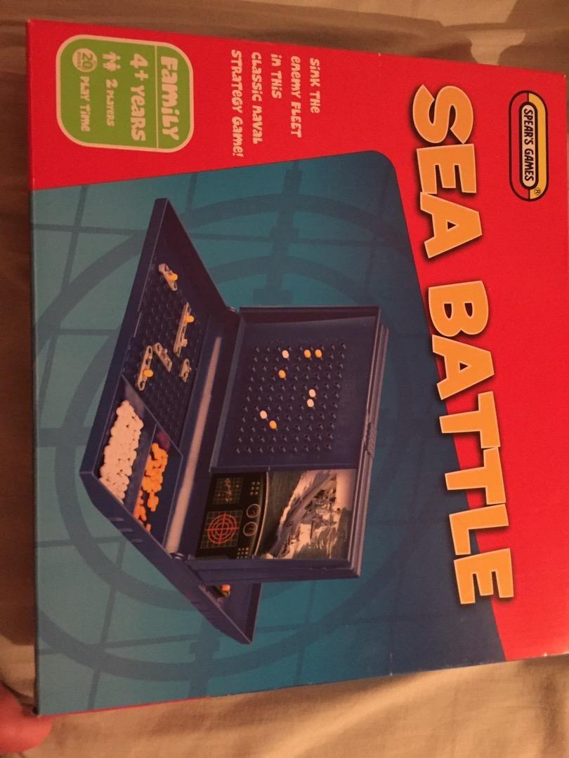 Sea Battle 0