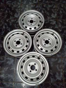 14inch  steel  rims new  for  sale  fit  opel corsa   toyota  tazz  vw