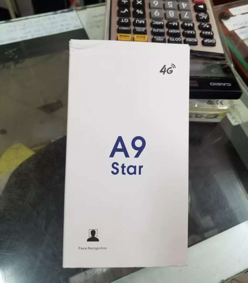 Samsung Galaxy A9 star 128gig brand new in box 0