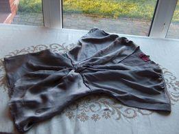 piękna nowa srebrna bluzka 40 do 42 kimono uk14