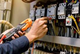 Electrical appliance and  accessories installations