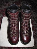 Ботинки горные трекинговые Scarpa кожаные