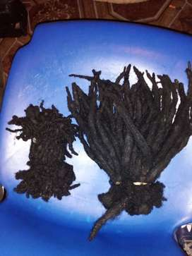 Am selling dreadlocks and do it