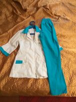 Медицинский костюм, спецодежда