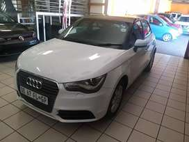 Audi A1 1.2 Tfsi 5 Dr Attraction hatch back