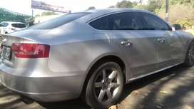 AUDI A5 AUTOMATIC IN EXCELLENT CONDITION, PRICE NEGOTIABLE