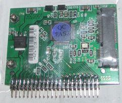 Переходник miniSATA на miniIDE 2,5'' для замены IDE2,5 на SSD