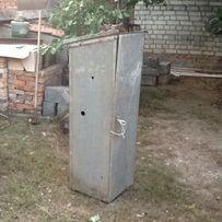 Ящик для хранения баллона(алюминий)