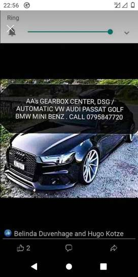 DSG GEARBOX CENTRE WE DO FIT FREE