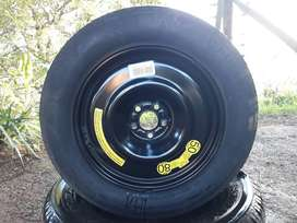 Land Rover Discovery Sport Spare Wheel