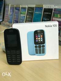 Nokia 105#Ksh2300,brand new and sealed in a shop 0