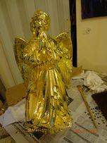 Памятники Золочение букв Позолота багета и рам для картин и фотографий