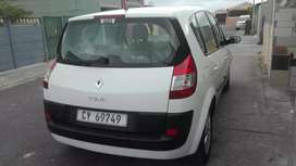 Renault Scenic 1.9dci turbocharged
