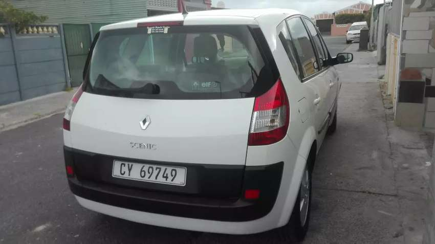 Renault Scenic 1.9dci turbocharged 0