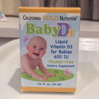 Витамин Д D в каплях 300 порций