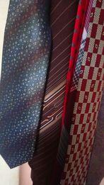 Галстуки мужские +вешалка для галстуков