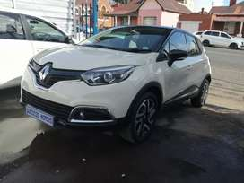 2017 Renault Captur 1.2 Turbo dynamic Automatic