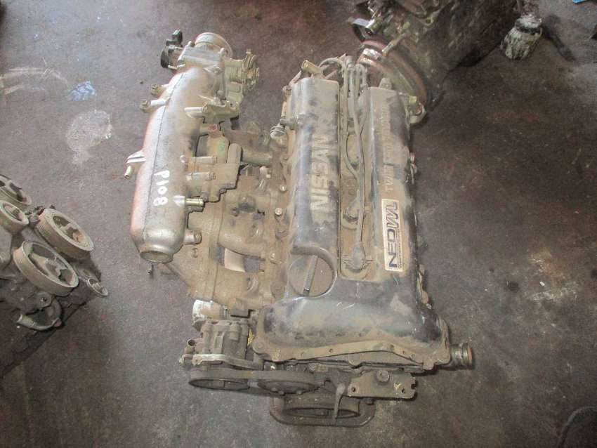 NISSAN PREMERA ENGINE ONLY