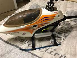 Raptor 30 rc helicopter