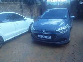 Pre-owned Hyundai i20 for urgent sales