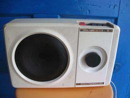 Радиоприемник электроника 203,рабочее состояние, смотрите фото
