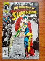 The Adventures of Superman Annual #3 1991