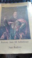 Książka-Katalog Portrety Jana III Sobieskiego