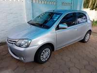 Image of 2014 Toyota Etios 4 Door Hatchback