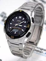 ОРИГИНАЛ | НОВЫЕ: Мужские часы Casio AQS800WD-1E Solar. ГАРАНТИЯ!